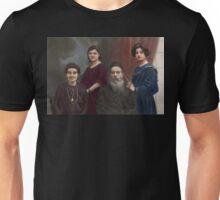 Americana - That old world charm Unisex T-Shirt