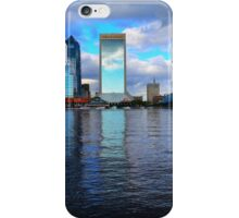 Downtown Jacksonville iPhone Case/Skin