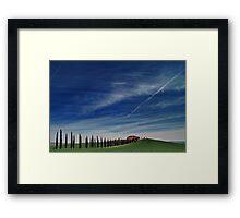 Tuscany - 1 Framed Print