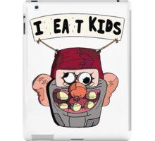 I (H)ea(r)t Kids! Grunkle Stan Balloon - Gravity Falls iPad Case/Skin