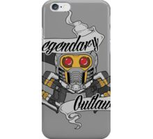 Legendary Outlaw iPhone Case/Skin