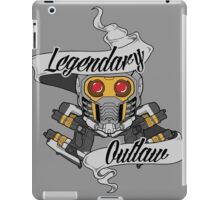 Legendary Outlaw iPad Case/Skin