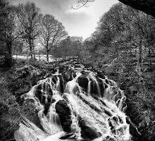 Swallow Falls by Justin Fletcher