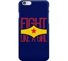 FIGHT iPhone Case/Skin