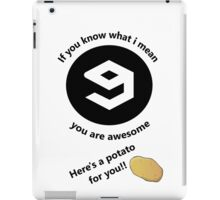 You are awesome!! iPad Case/Skin