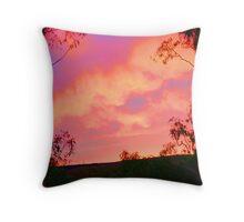 Mylor South Australia Dusk Throw Pillow