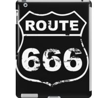 Route 666 (Inspired By Natural Born Killers)  iPad Case/Skin