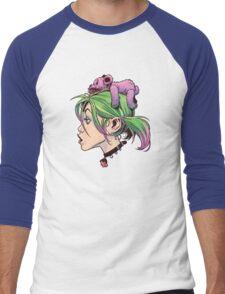 DedTedHed Men's Baseball ¾ T-Shirt