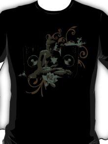 Psytrance Rave Buddha T-Shirt