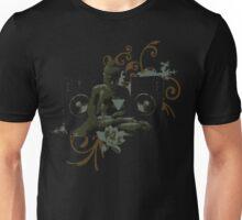 Psytrance Rave Buddha Unisex T-Shirt