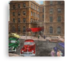 City - NY - Leo Ritter School of Nursing 1947 Metal Print