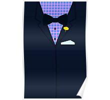 Dapper Gentleman Poster