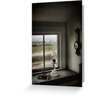 Rainy Day Light Greeting Card