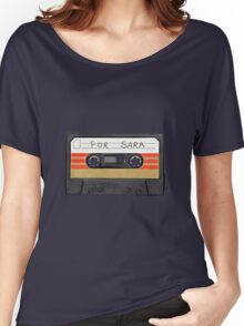 for sara Women's Relaxed Fit T-Shirt