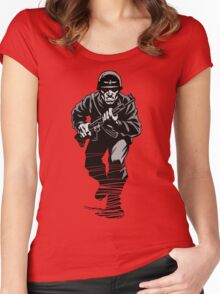 Soldier Women's Fitted Scoop T-Shirt