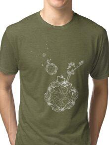 gator_planetnew3 Tri-blend T-Shirt