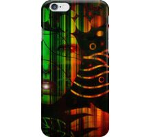 """"""" In the black, all the colors agree. """" iPhone Case/Skin"""