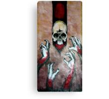 Zealots Canvas Print
