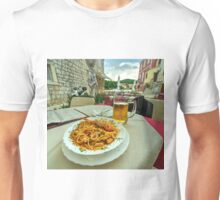 Seafood Pasta  Unisex T-Shirt