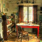 Writing Shed by griffin