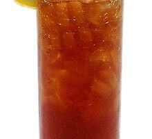 A Glass of Iced Tea by BravuraMedia