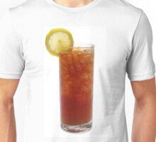 A Glass of Iced Tea Unisex T-Shirt