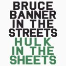Banner In The Streets by designsbybri