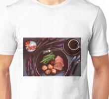 Healthy Dinner Unisex T-Shirt