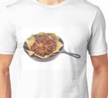 Chili Cheese Nachos Unisex T-Shirt