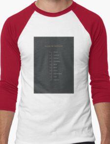 Football Cliche Guide to Finishing Men's Baseball ¾ T-Shirt