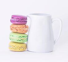 Les Macarons by fernblacker
