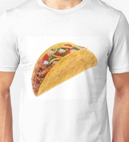 Hard Shell Taco Unisex T-Shirt
