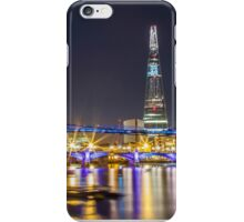Millennium Bridge and The Shard iPhone Case/Skin