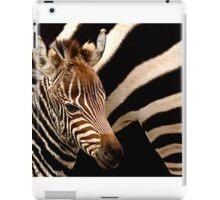 I love my momma iPad Case/Skin
