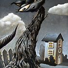Cat Tree by Mike Cressy