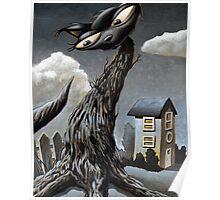 Cat Tree Poster