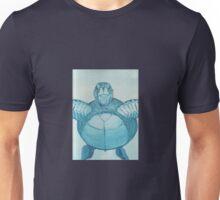 Blue Turtle Unisex T-Shirt