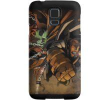 Spawn and Hellboy Samsung Galaxy Case/Skin