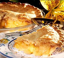 Apple Pie Dessert  by BravuraMedia