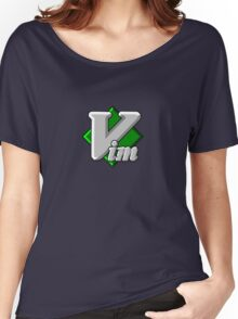 Vim - Text Editor - Since 1991 Women's Relaxed Fit T-Shirt