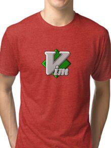 Vim - Text Editor - Since 1991 Tri-blend T-Shirt