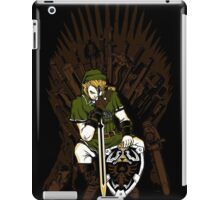 Game of Blades iPad Case/Skin