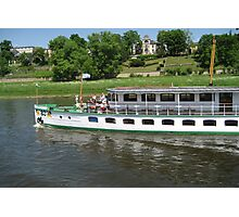 Along the Elbe Photographic Print
