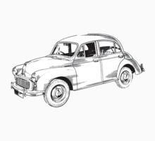 Morris 1000 (Girly version, pic a little higher) by Classicperfection