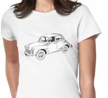 Morris 1000 (Girly version, pic a little higher) Womens Fitted T-Shirt