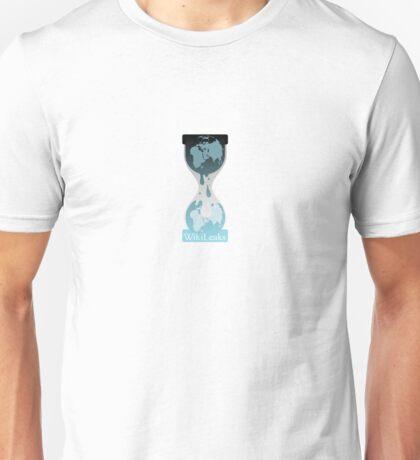 WikiLeaks  Unisex T-Shirt