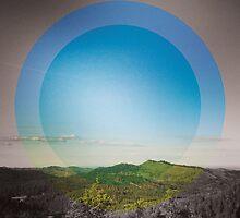 Digital Landscape #1 by Kevin Szymanski