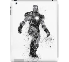 Iron Man Splatter Art iPad Case/Skin