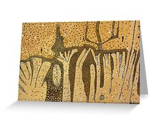 Sand Forest, Cow Bay Greeting Card