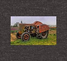 The Old Tractor At The Wooden Shoe Hoodie
